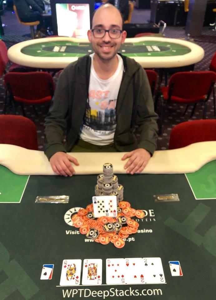 Bruno Leote vence Torneio Rebuy/Add-on