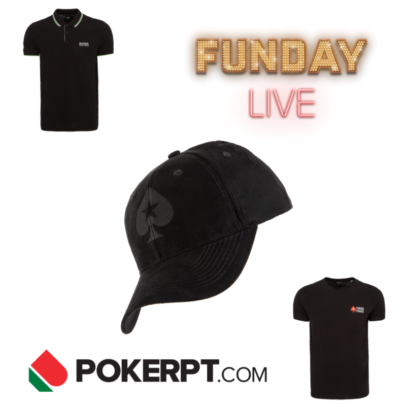 giveaway funday live